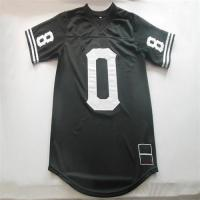Buy cheap Black Comfortable Baseball Jersey from wholesalers