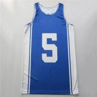 Buy cheap Blank Team Basketball Jersey from wholesalers
