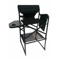 Buy cheap Model #65TTPRO  Tall Professional Executive Director Chair With Side Table And Side Bag from wholesalers