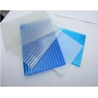China Clear Polycarbonate Sheet for Greenhouse on sale